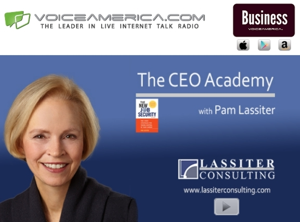 CEO Academy with Pam Lassiter